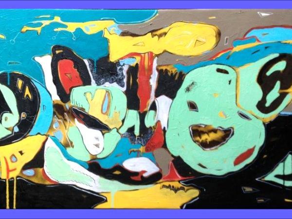 Hakob Hakobyan's Art