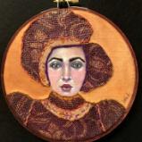 Madame Ennui Miniature