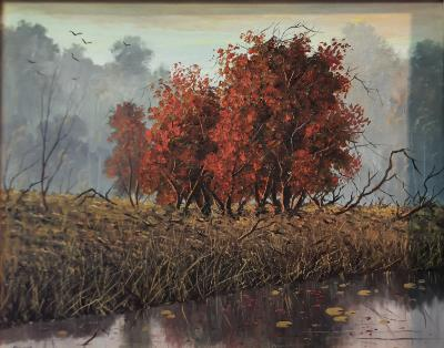 Autumn hue