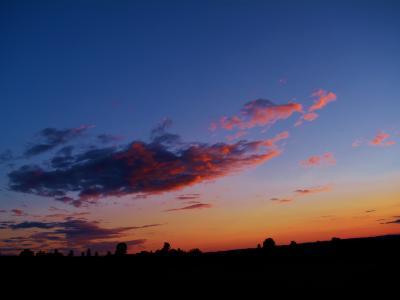 Sunset, Adjala-Tosorontio, Ontario