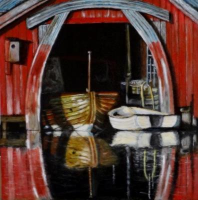 Potomac River Boathouse