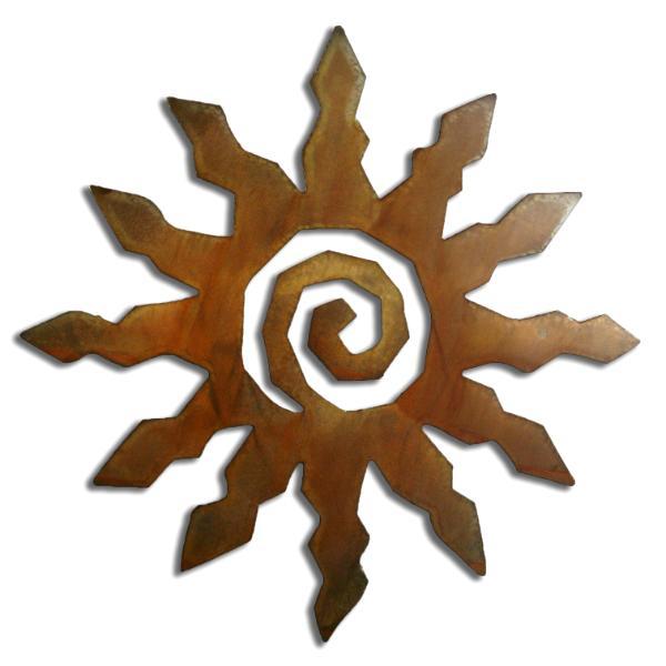 Sunburst 12 Point - Available in four sizes.  See description.