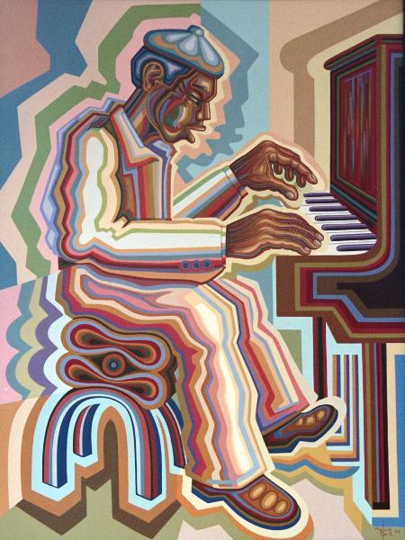 """Piano Player"""