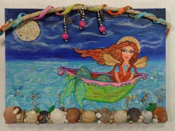 Mermaid Saint