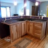 Calico Hickory Kitchen