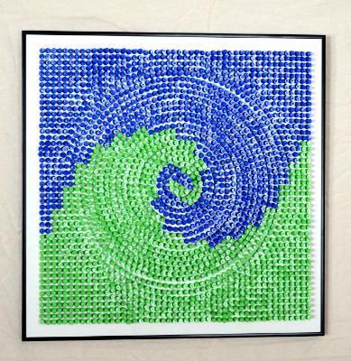 Blueberry Lime Swirl