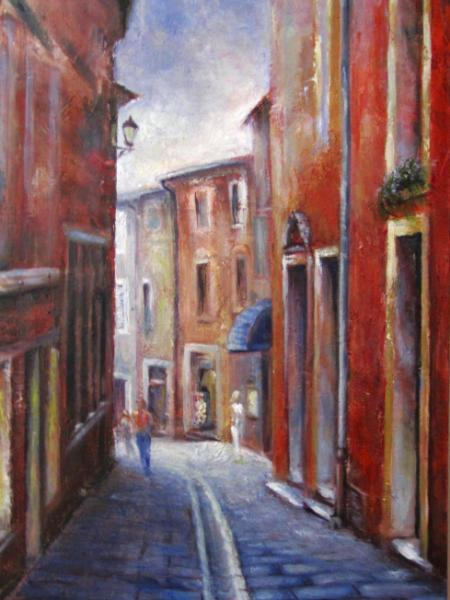 Hot Day in Provence - No 2 - SOLD