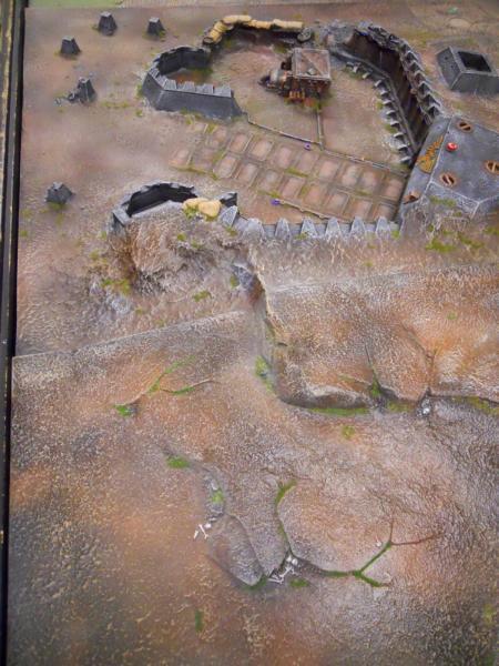 Forge World 2' board