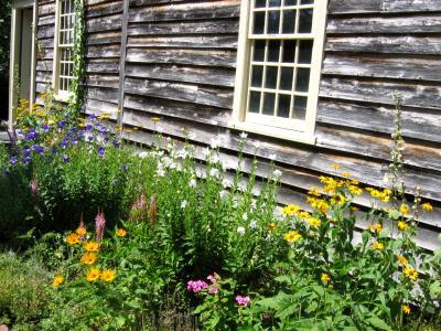 Old house's Garden