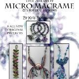 * Micro Macrame Books for sale