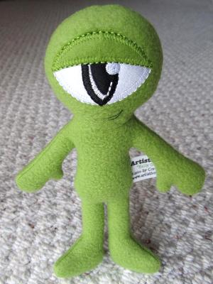 Plush Kelly Green 2