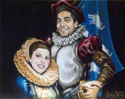Lord & Lady de Fayette