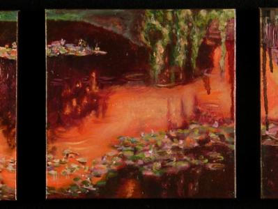 Julliard Park (pond)