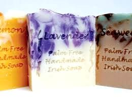 Palm Free Irish Soap