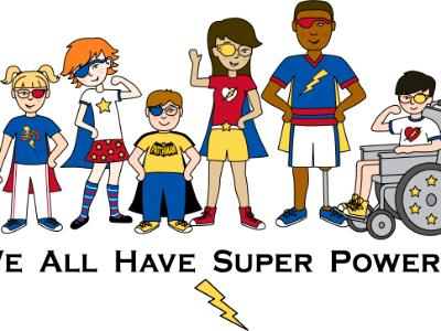 We All Have Super Powers