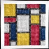 Hair Tied Mondrian II