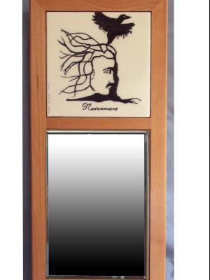 Poe mirror