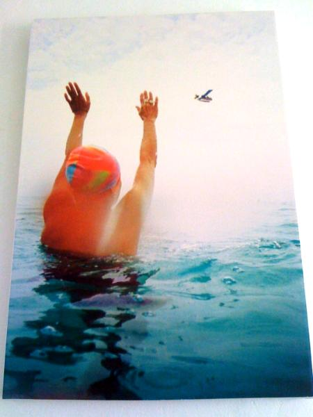 """Sea, Field, Sky"""