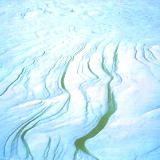 sedimentary snow