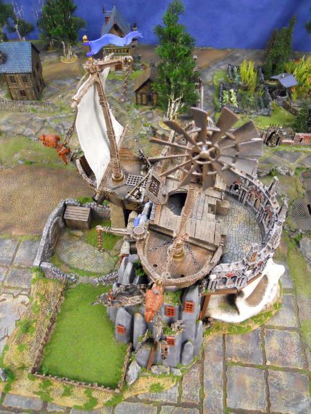 Skulls & Ships Inn (windmill)