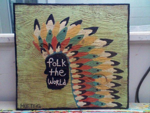 Folk the World