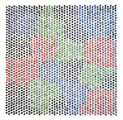 RGB - Black Straws