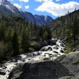 Snow Lakes Trail , WA