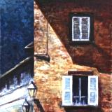 Shadows in Orvieto