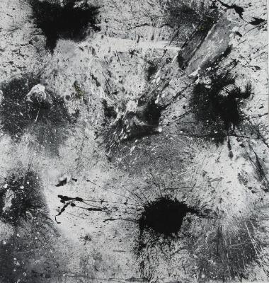 """Monochromatic Painting II"""