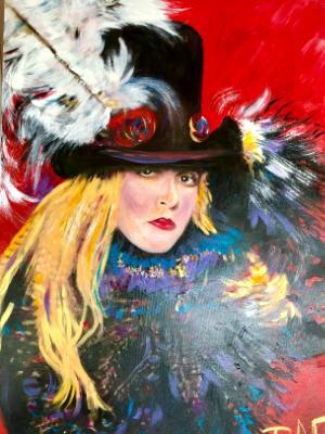 """Stevie Nicks """"lady in Red"""""""