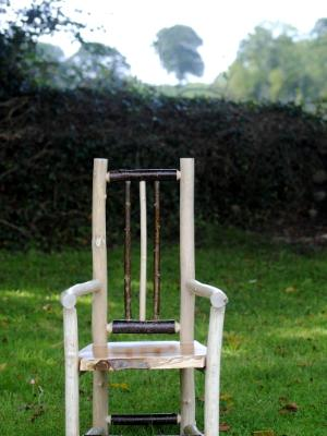 Handmade chairs by hedgerow crafts