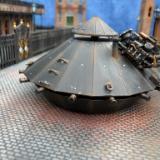 Da Vinci steam tank