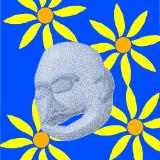 stone smirk