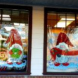 Do it yourself, window painting kits