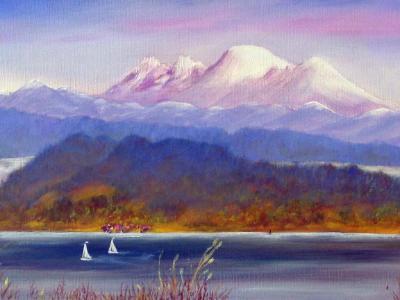 Mount Baker Landscape