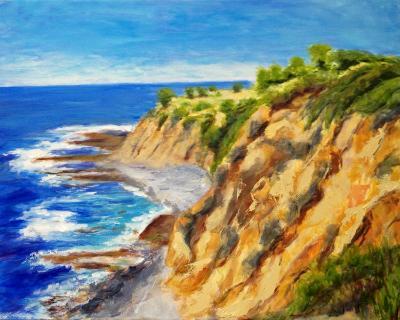 """Laguna Cliffs"""