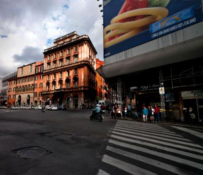 Piazza Barberini, Rome