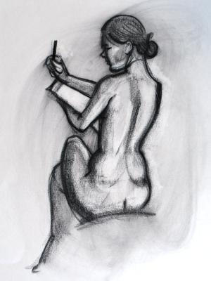 Brie, Sketching