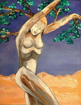 Tree Nymph