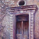 The Stolen Door - SOLD