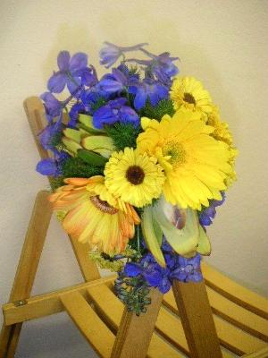 chair flowers for wedding ceremony aisle decoration