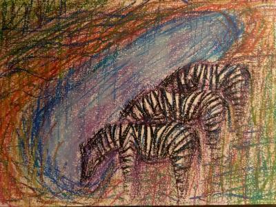 3 Zebras
