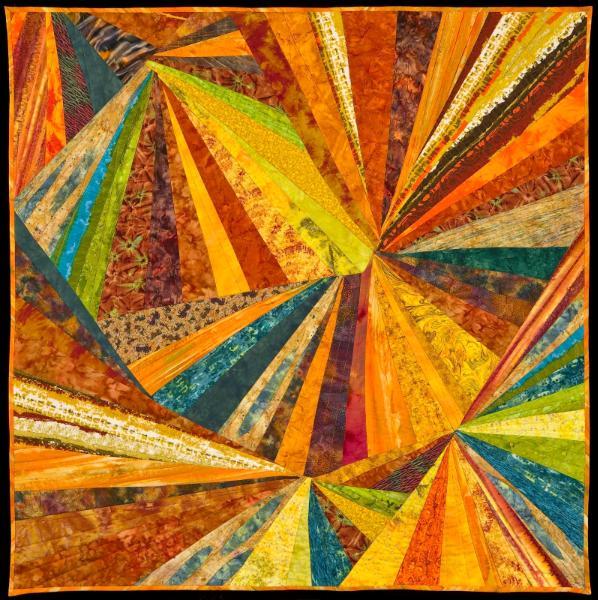 Joyce Hanlon      Textile Artist & Quilter