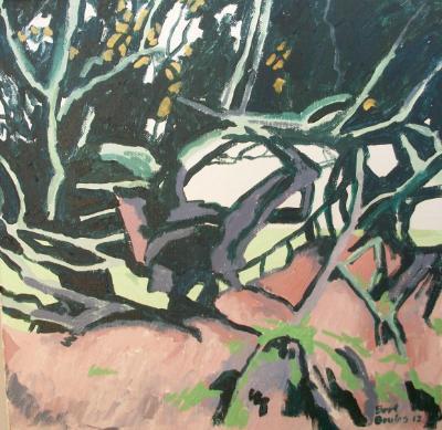 Hedgerow near Cullompton