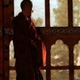 Rinpoche at Window