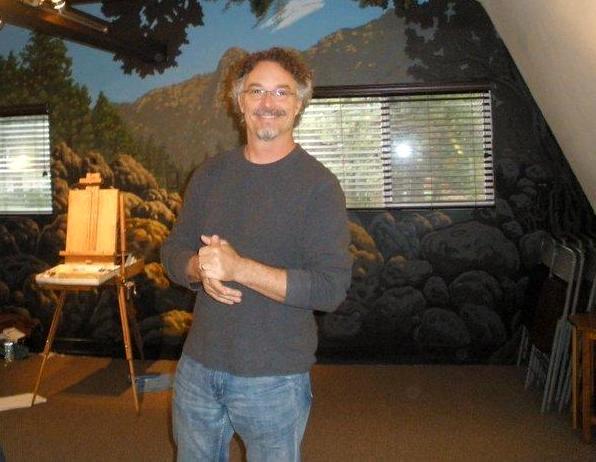california portrait and figurative painter