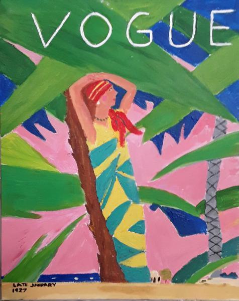 Vogue Cover 2 1927
