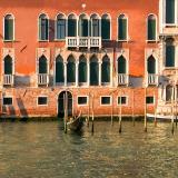 Venice - Orange and Green