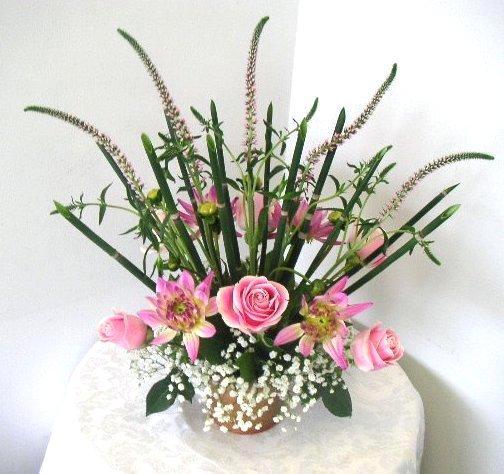 Design make appreciate your own floral arrangements for Design your own flower arrangement