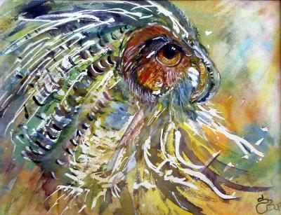 Unruffled Feathers